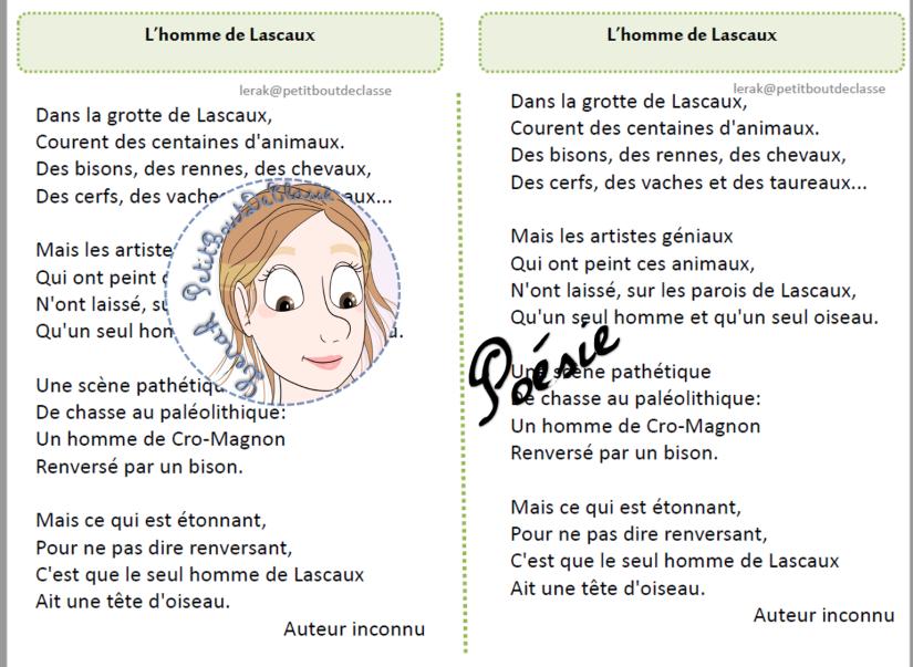 poesie lascaux